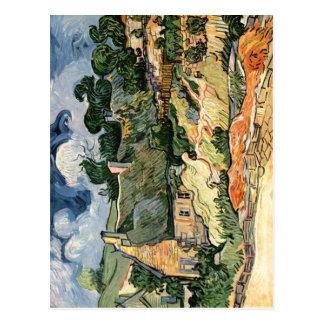 Gogh, Vincent Willem van H?tten in Cordeville (H?u Postcard