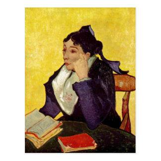 Gogh, Vincent Willem van Vincent van Gogh Vincent  Postcard