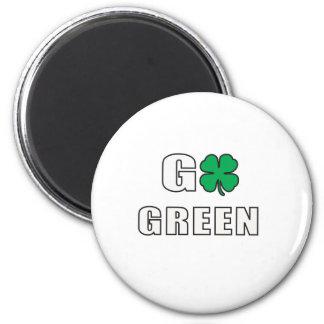 GoGreen 2 Inch Round Magnet