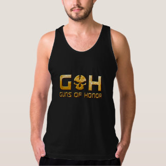 GOH Golden Skull Tank Top