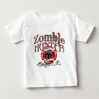 Goin' after Zombies! Baby T-Shirt
