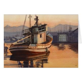 Goin' Fishing Card