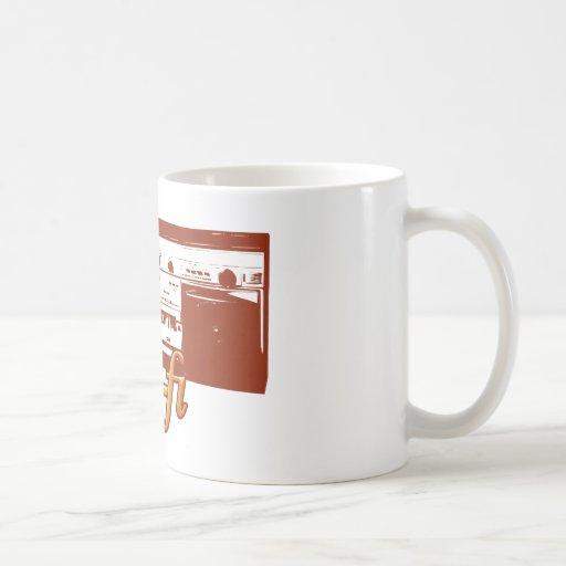Goin' Lo-Fi Coffee Mugs