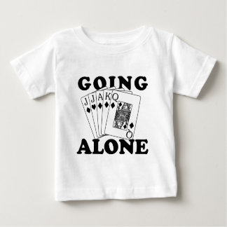 Going Alone Baby T-Shirt