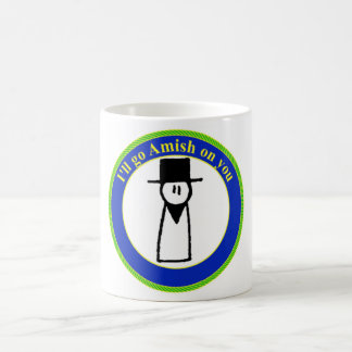 Going Amish Coffee Mug