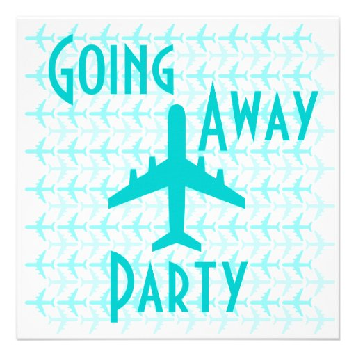 Going Away Party Invitation for adorable invitation example