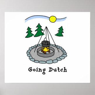 Going Dutch Poster