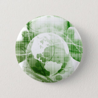 Going Forward with Business Success and Growth 2 Inch Round Button