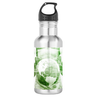 Going Forward with Business Success and Growth 532 Ml Water Bottle