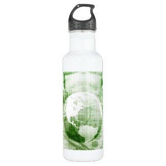 Going Forward with Business Success and Growth 710 Ml Water Bottle