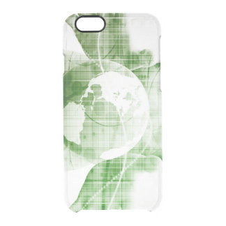 Going Forward with Business Success and Growth Clear iPhone 6/6S Case