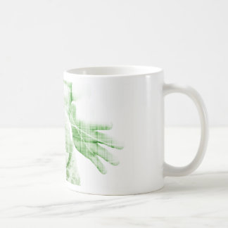 Going Forward with Business Success and Growth Coffee Mug