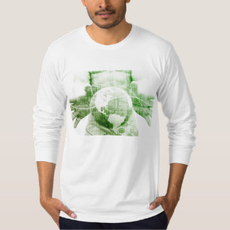 Going Forward with Business Success and Growth T-Shirt