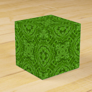 Going Green Classic 2x2 Favor Box