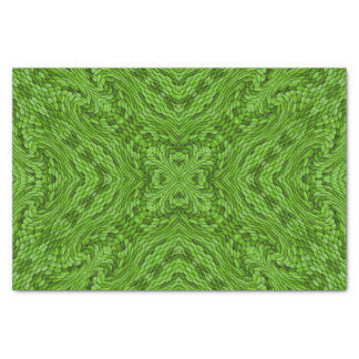 "Going Green Colorful 10"" X 15"" Tissue Paper"