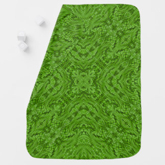 Going Green Colorful Baby Blankets