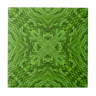 Going Green Colorful Ceramic Tiles