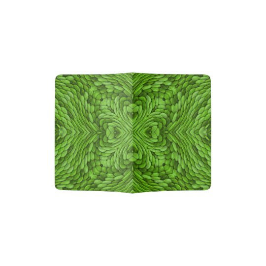 Going Green Colourful Passport Holder