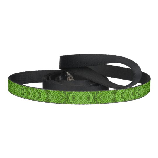 Going Green  Custom Dog Leash