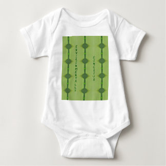 Going Green Environmentally Conscience Baby Bodysuit