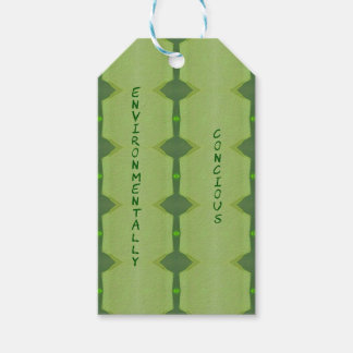 Going Green Environmentally Conscience Gift Tags