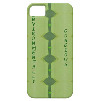 Going Green Environmentally Conscience iPhone 5 Cover