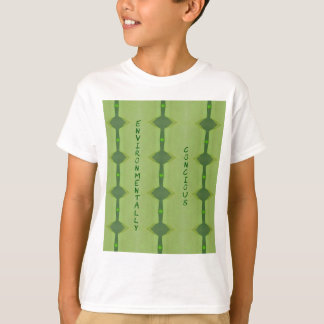 Going Green Environmentally Conscience T-Shirt