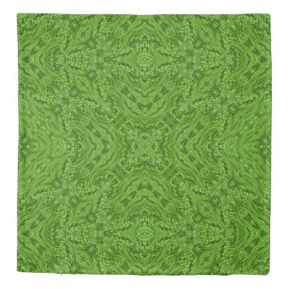 Going Green Kaleidoscope    Duvet Covers