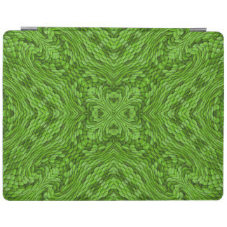Going Green Kaleidoscope   iPad Smart Covers iPad Cover