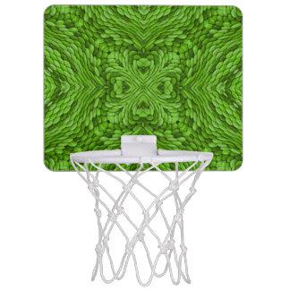 Going Green Mini Basketball Hoops