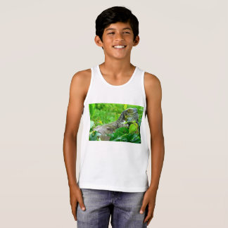 going green tank top