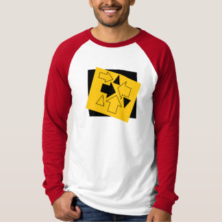 going my way? long sleeve tee for him