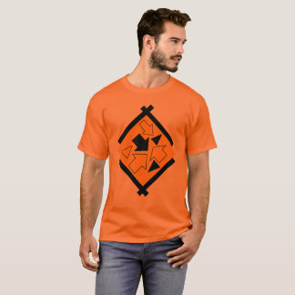 going my way? orange t-shirt for him