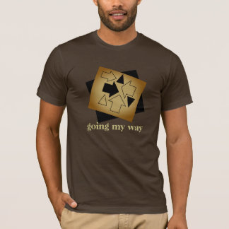 going my way tee for him by DAL