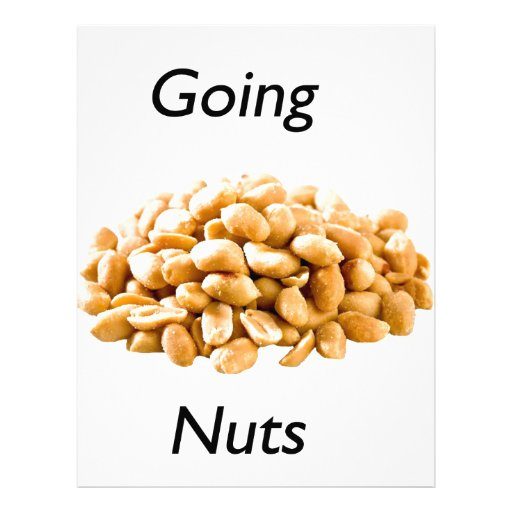 Going nuts letterhead
