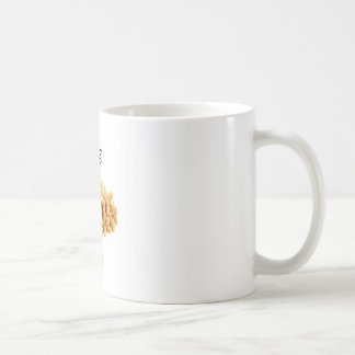 Going nuts classic white coffee mug