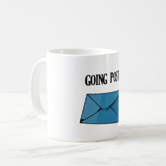 Going Postal Coffee Mug