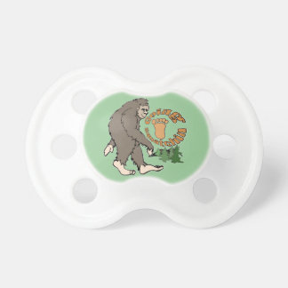 Going Squatchin Pacifier