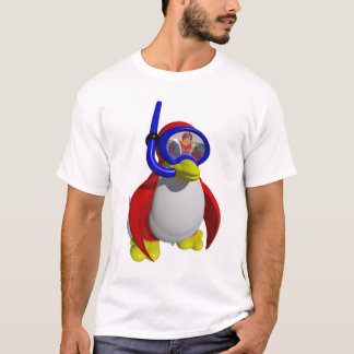 Going swimming (front and back) T-Shirt