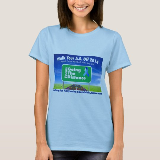 Going The Distance T-Shirt