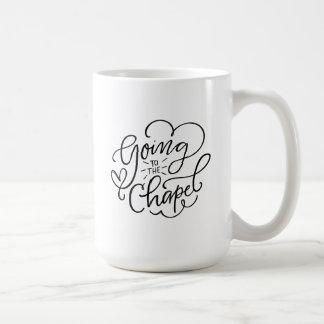 Going to the Chapel Engagement Coffee Mug