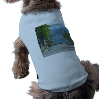 Going to the Sun Road Dog T-shirt