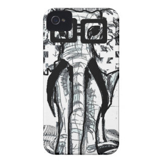 going undercover iPhone 4 case