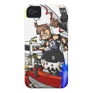 Going up to the capital! Worldwide master English iPhone 4 Case
