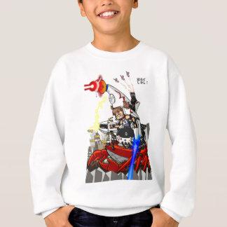Going up to the capital! Worldwide master English Sweatshirt