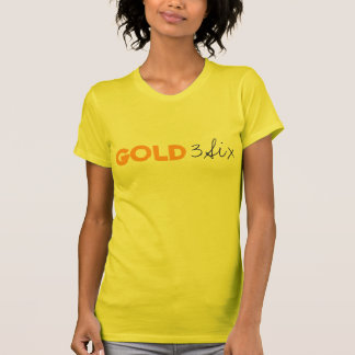 GOLD3Six - Customized T-Shirt
