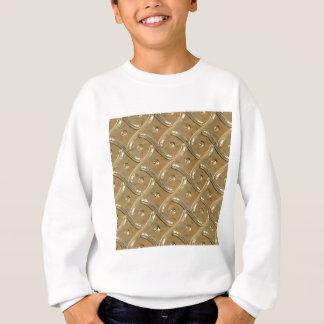 gold #17 sweatshirt