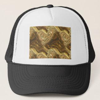 gold #2 trucker hat