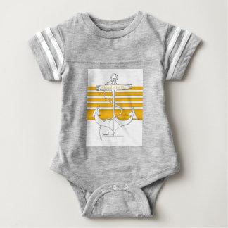 gold admiral of the fleet, tony fernandes baby bodysuit