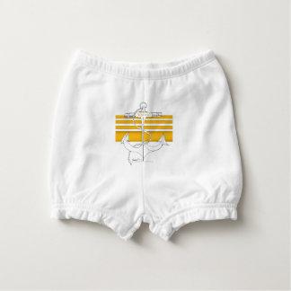 gold admiral, tony fernandes diaper cover